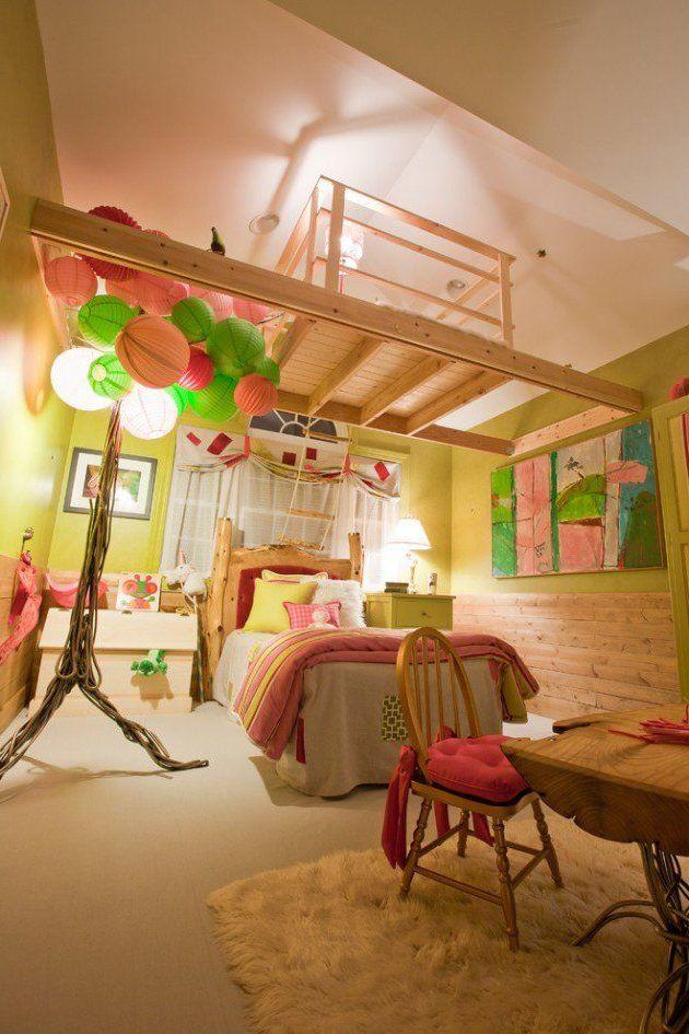 Kinderzimmer Ideen Und Tipps Für Kleine Räume Schöne Kinderzimmer,  Kinderzimmer Einrichten, Raum, Kleine