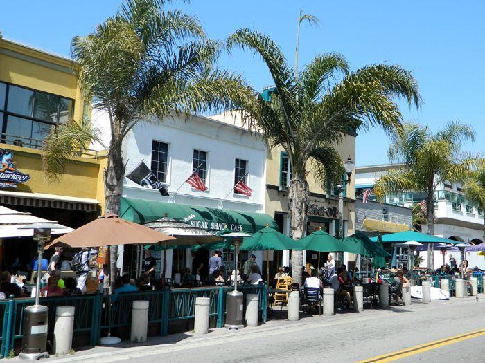 Huntington Beach California Destination Main Streets Ping