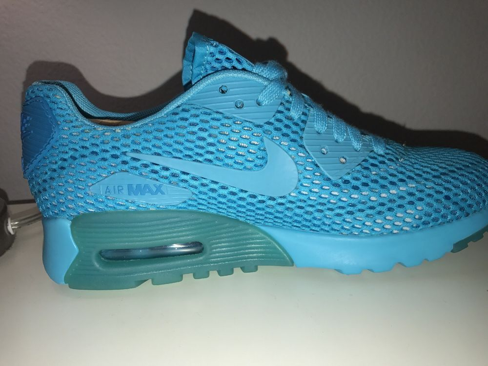 Details about Womens NIKE AIR MAX 90 ULTRA Breathe SHOES