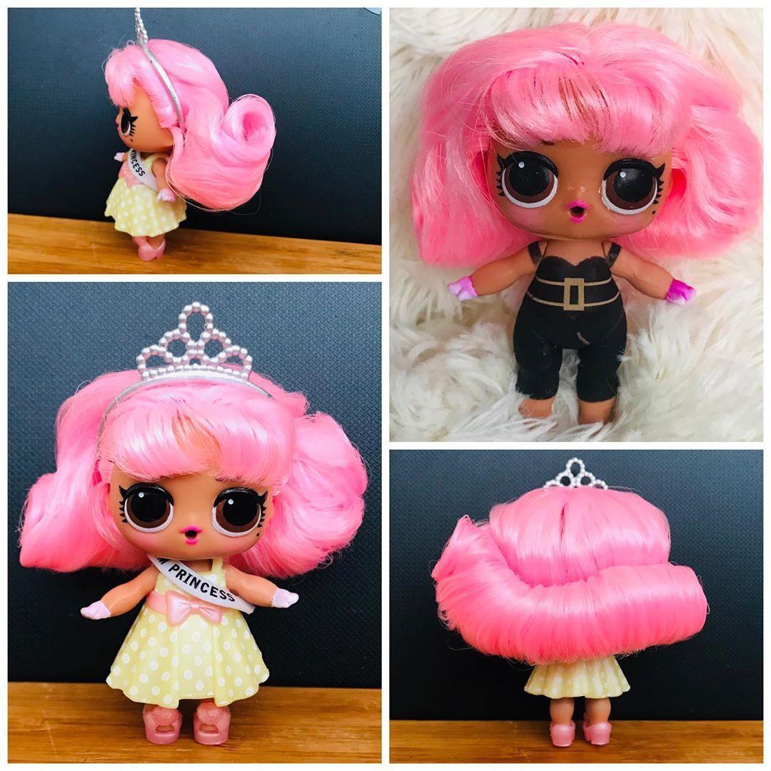 Lol Surprise And More V Instagram Prom Princess Koroleva Balla Hairgoals2 Lolhairgoals Lol Dolls Lol American Girl Doll