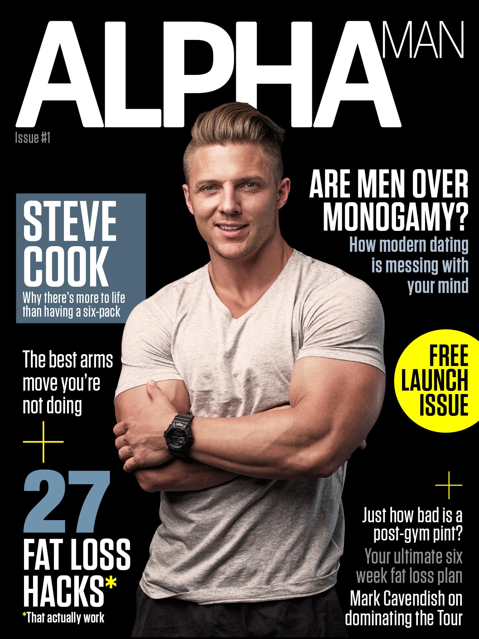 To Be An Alpha Man