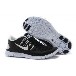 Nye Nike Free 5.0+ Sort Hvid Grøn Herre Skobutik | Nyeste Nike Free 5.0+ Skobutik | Populær Nike Free Skobutik | denmarksko.com