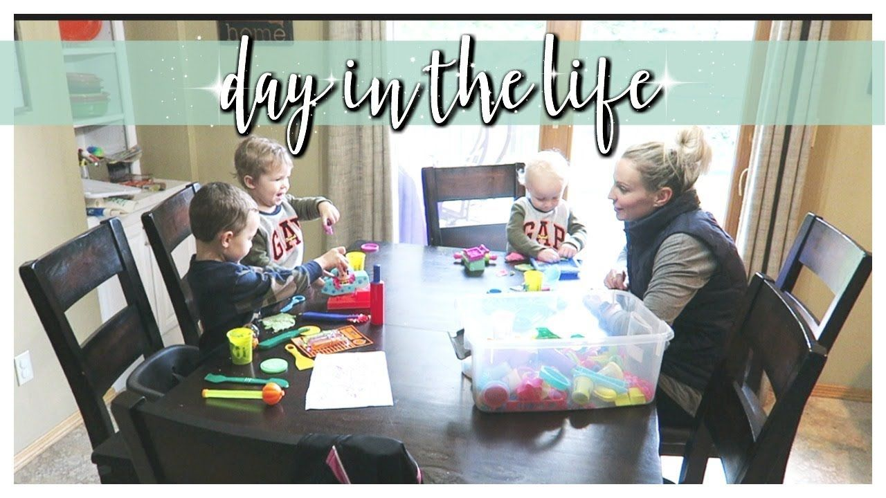 SPEECH THERAPY UPDATE DAY IN THE LIFE OF A MOM OF 4