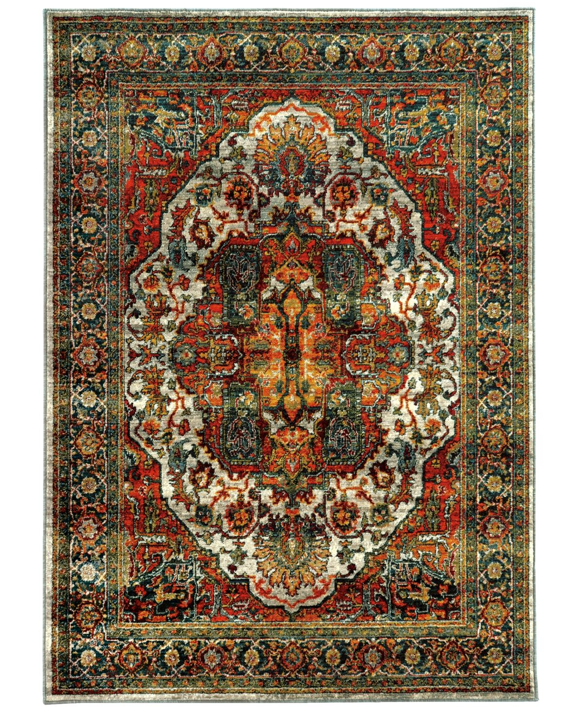 Oriental Weavers Sedona 6382b 9 10 X 12 10 Area Rug Reviews