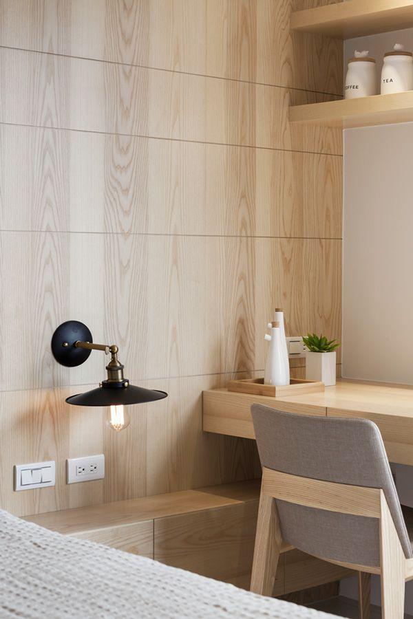 Minimalist Hotel Room: THE FAMILY'S INN On Behance