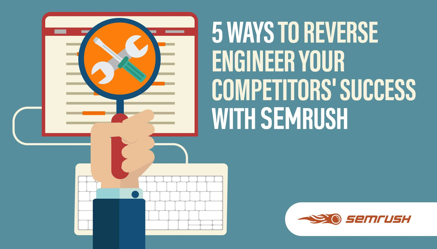 Don't make the same SEO mistakes as your competitors use