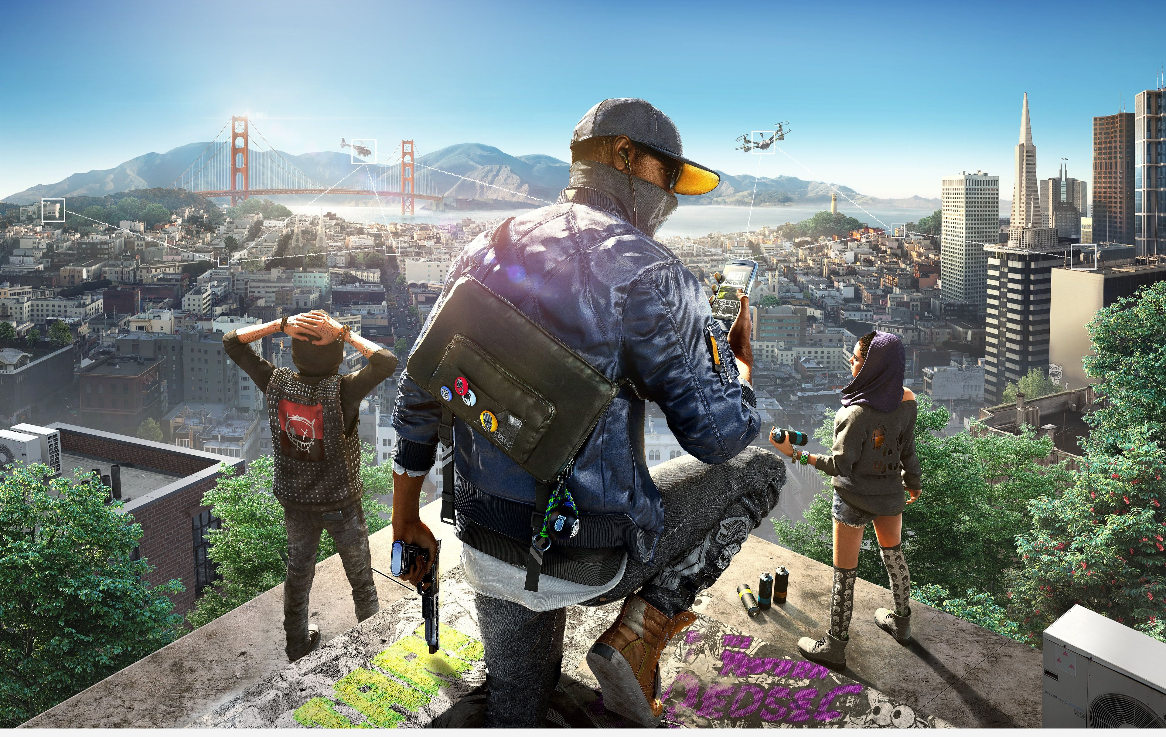 Watch Dogs 2 Wallpaper Http Desktopwallpaper Info Watch Dogs 2 Wallpaper 4278 Wallpaper Watch Wallpaper Watch Watch Dogs Watchdogs 2 Watch Dogs 1