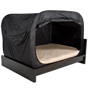 Privacy Pop Tent Full now featured on Fab. An adult version of a bed tent. Imagine showing up at a hotel room youu0027re sharing with another couple and pulling ...  sc 1 st  Pinterest & Privacy Pop Tent Full now featured on Fab. So funny. An adult ...