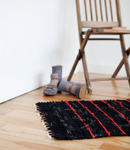 On Rag Weaving: Susan Johnson of Avalanche Looms | Apartment Therapy