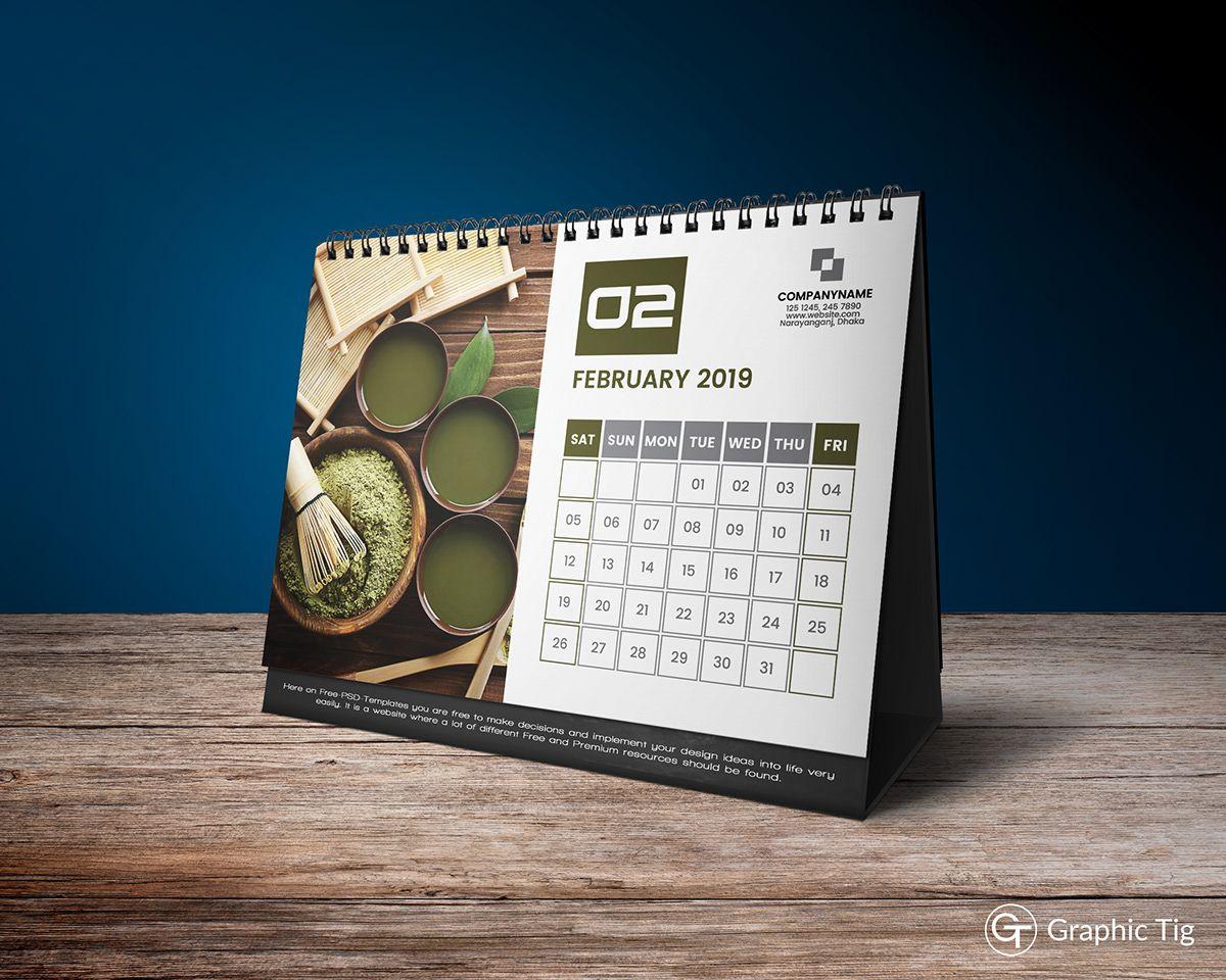 Desk Calendar On Behance Desk Calendars Calendar Calendar Design
