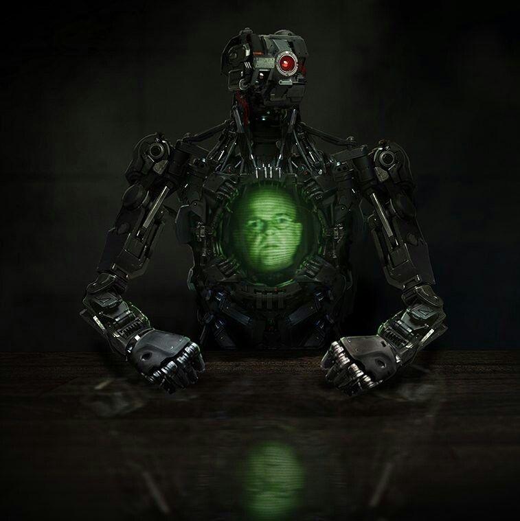 Ant-man: Arnim Zola concept art