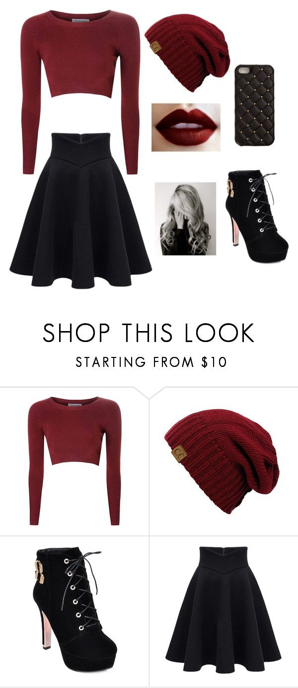 """""""Thanksgiving"""" by britney-aguilera ❤ liked on Polyvore featuring Glamorous and 2Me Style"""