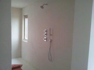 Badkamer zonder tegels | Hotel-Chic | Pinterest