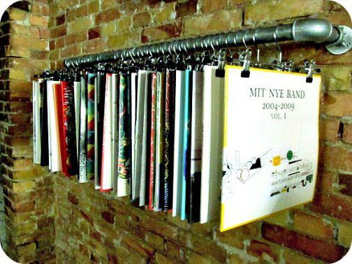 Selling Vinyl Is Just Like Selling Clothing Vinyl Record Display Record Display Record Room