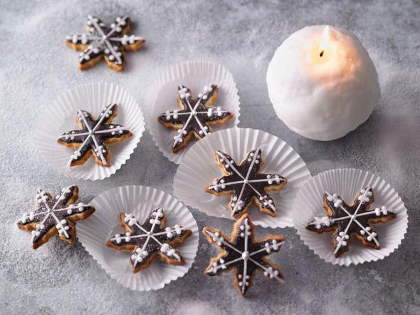 SweetFamily: Süße Backideen zu Weihnachten | LECKER | Weihnachtsplätzchen,  Schokoglasur, Backideen zu weihnachten