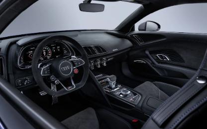 2020 Audi R8 Interior Audi R8 V10 Plus Audi R8 Interior Audi R8