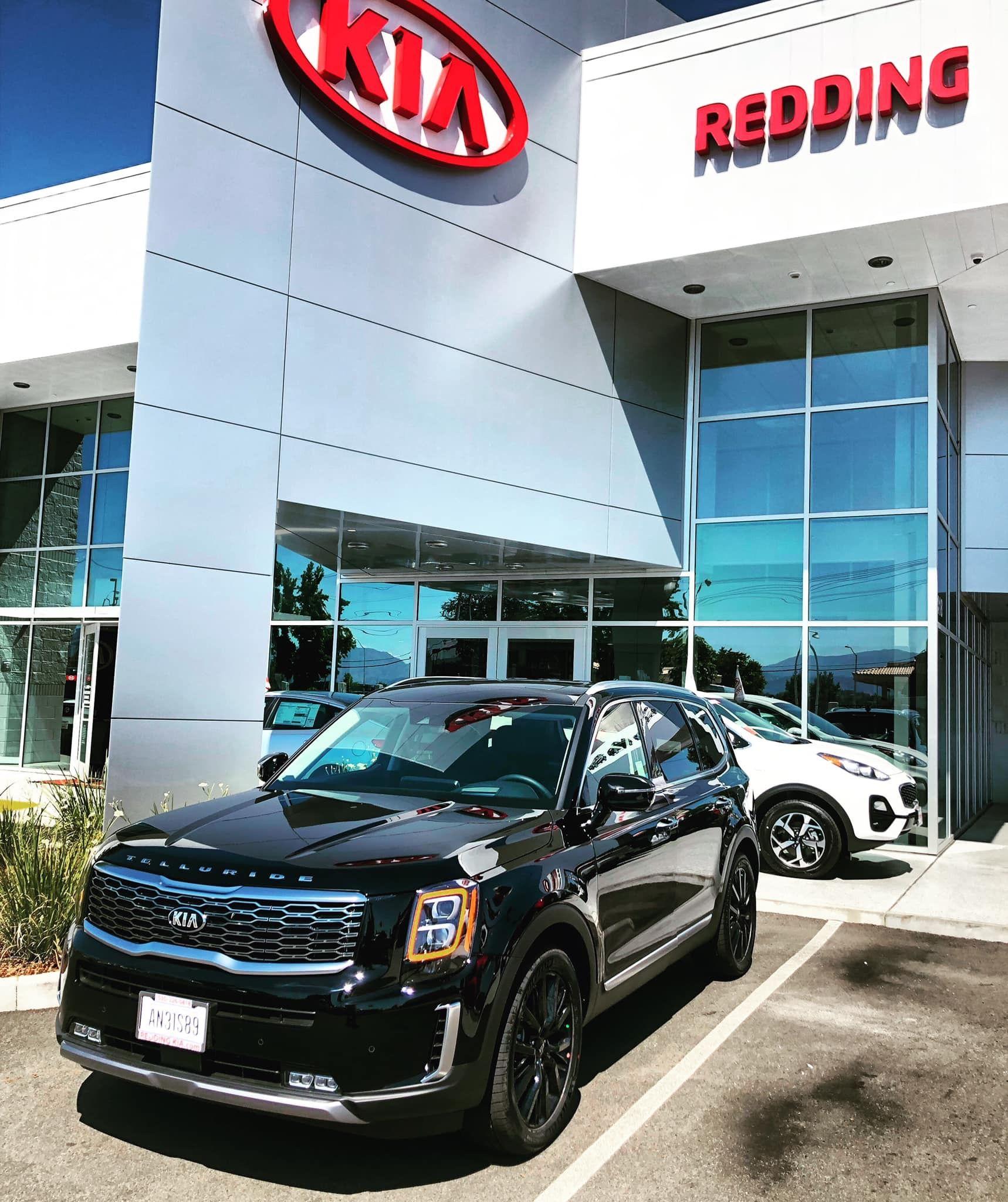 Congratulations To Mr Jean Patenaude On The The Purchase Of His 2020 Kia Telluride Sx With Prestige Package Awd Reddingkia Kia Ki Kia Telluride New Cars