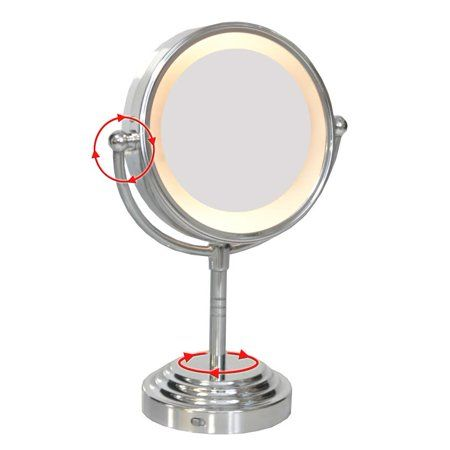 Beauty Magnifying Mirror Mirror Led