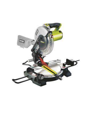 Ryobi Ems 1426lhg Laser Mitre Saw 254mm 240 Volt Http Www Hall Fast Com Hand Tools Power Tools Powered Saws Mitre Miter Saw Saws Power Tools