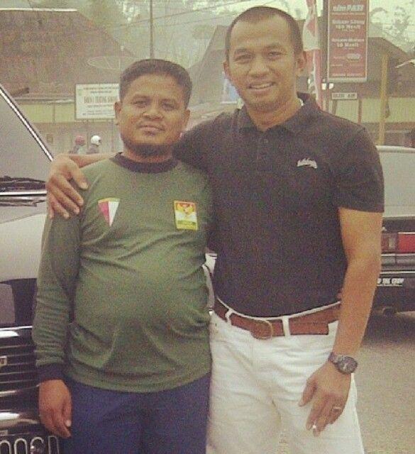 Arif... LMR-RI Komda Bangkinang, Riau