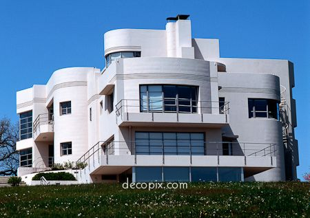 Decopix - The Art Deco Architecture Site - Art Deco & Streamline ...