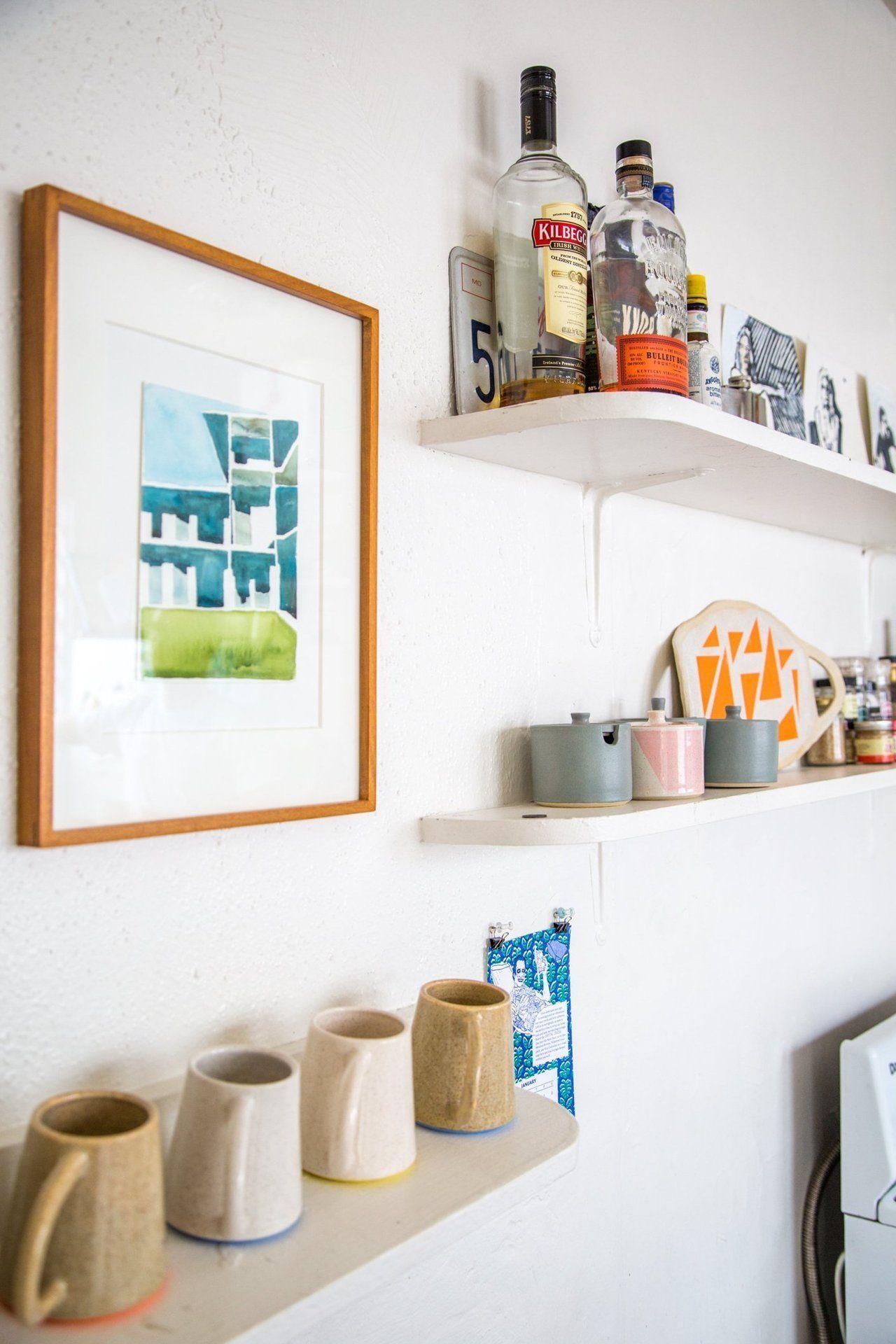 Nick's AllinOne Home & Studio Art studio at home