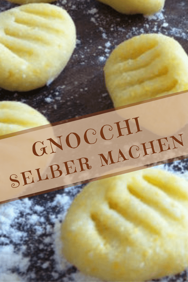 Photo of Make gnocchi yourself
