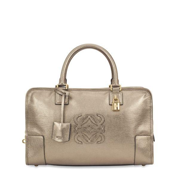 Must Have Handbags Loewe A Metallic Bag