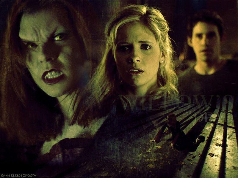 Season 3 Buffy The Vampire Slayer Wallpaper 8043189 Fanpop
