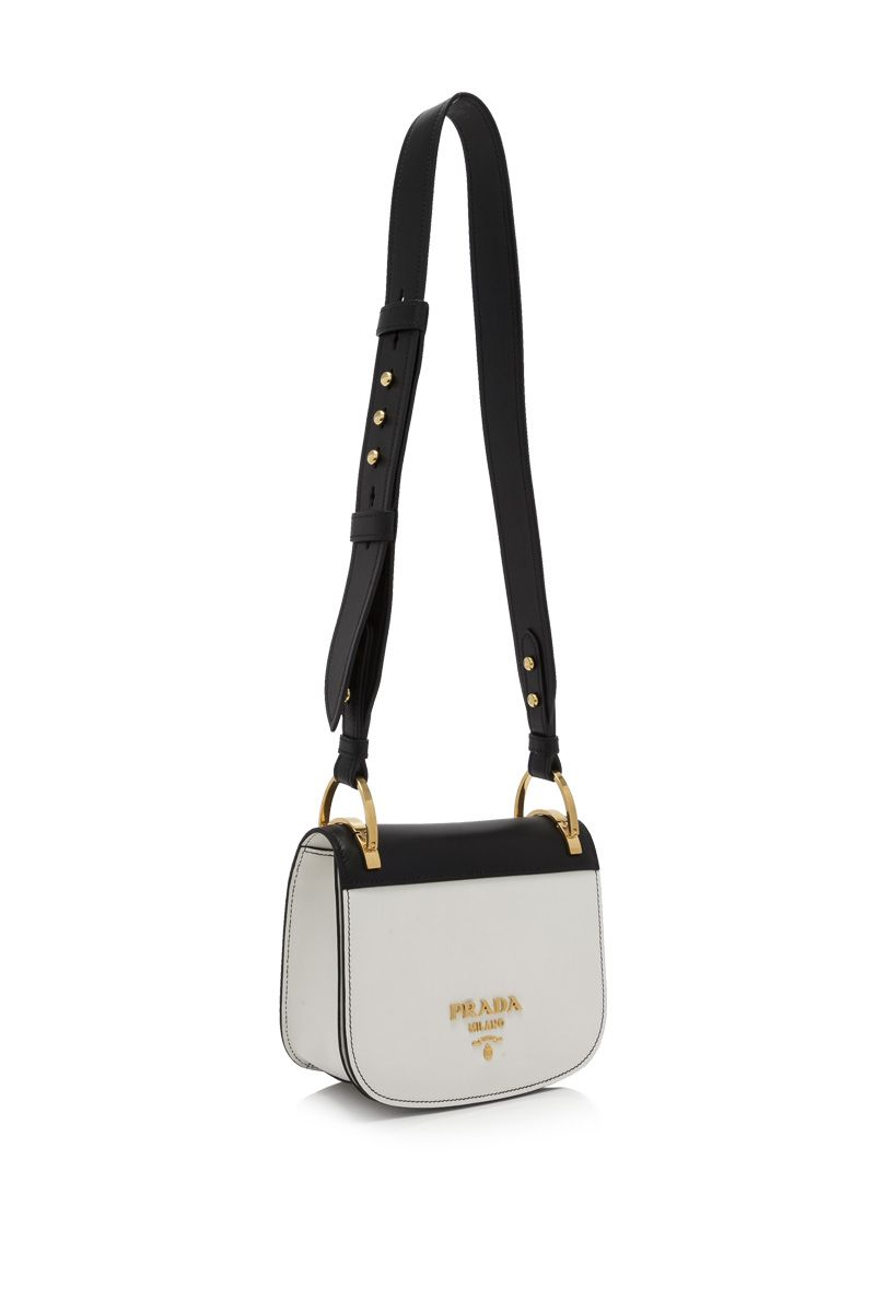 a47952407604 Prada City Calf Pionnière Bag Bianco