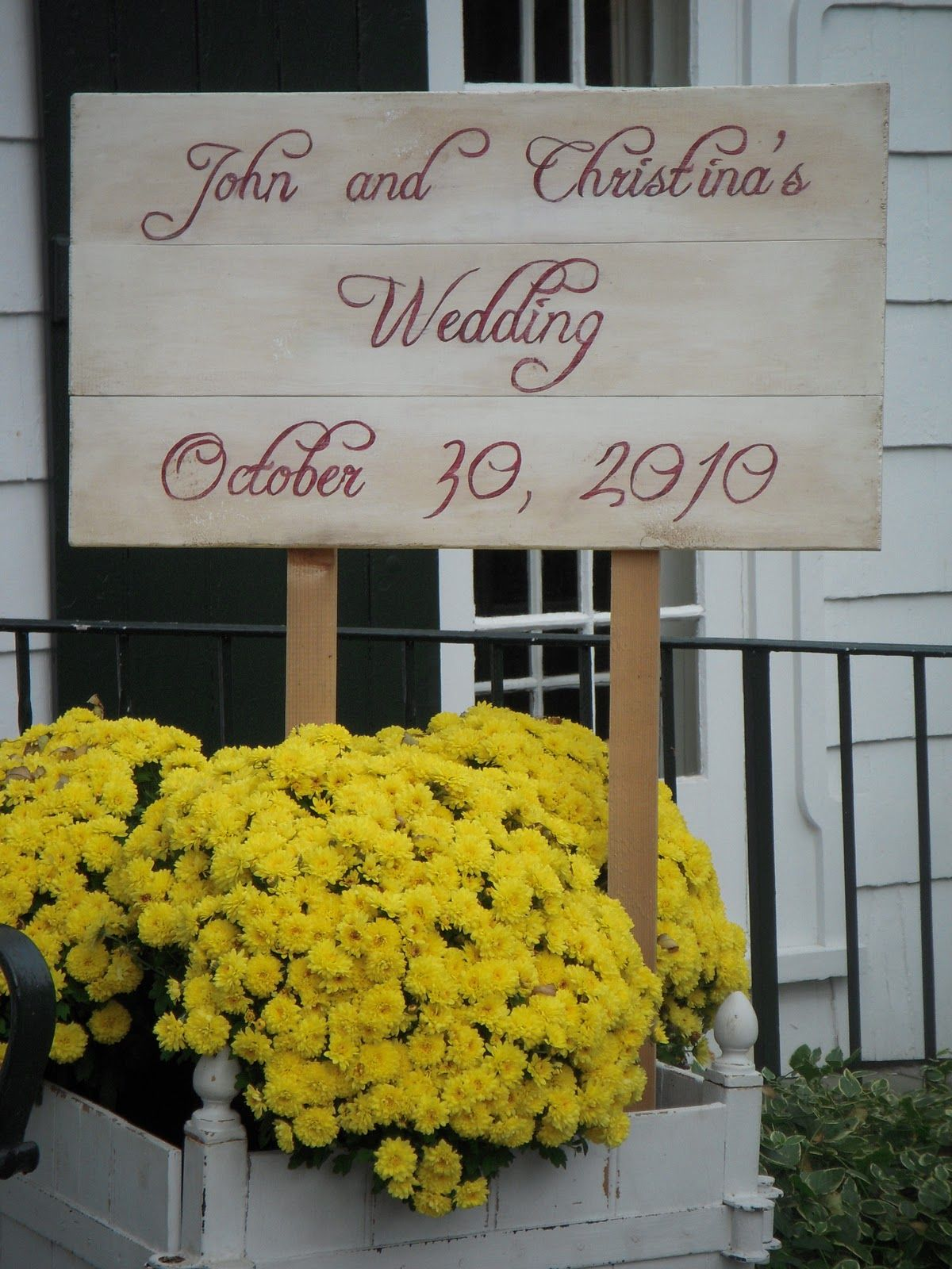 I would love this for the wedding and to have as a keepsake/wall art ...