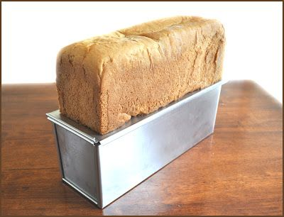 Brown Cookie Blog: How to Use Your Pain de Mie Pullman Bread Pan