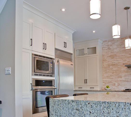 Restaurant Kitchen Cove Base: Ceiling Cove - Cream Kitchen