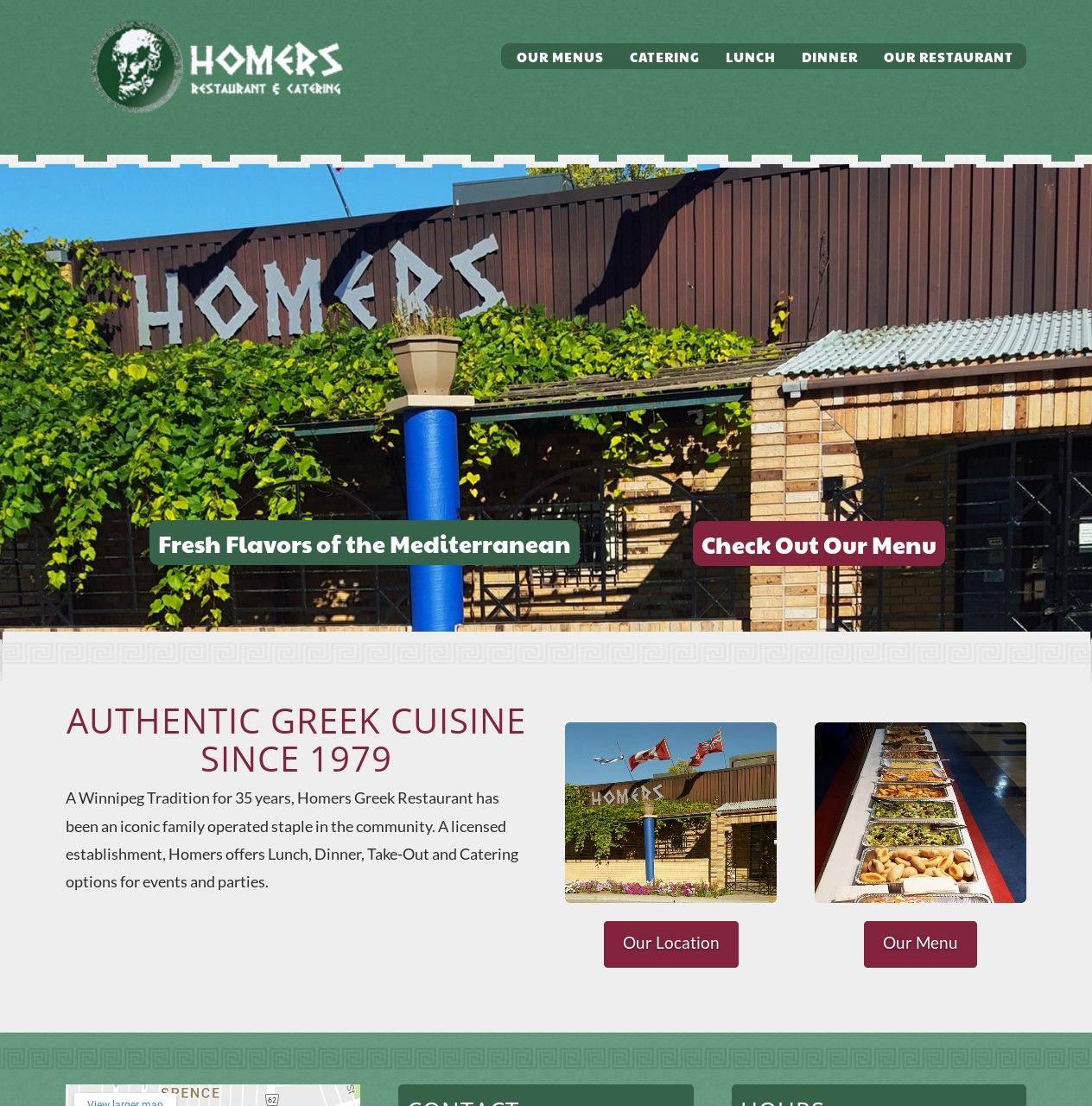 Wordpress Site Homers Uses The X Wordpress Website Template