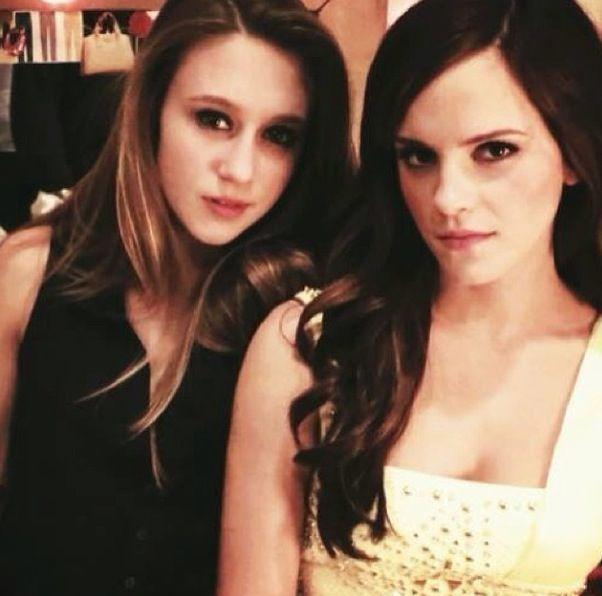 Taissa Farmiga And Emma Watson Tumblr