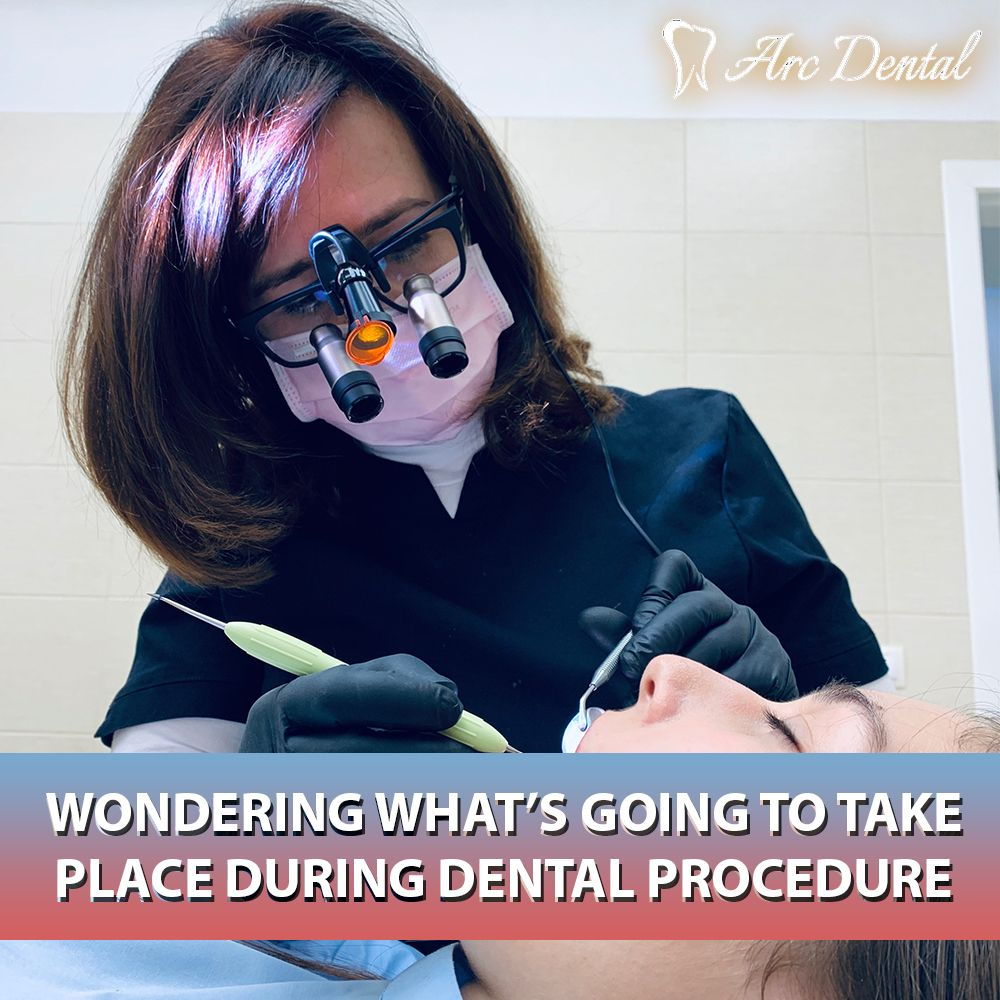 Wondering What's Going To Take Place During Dental Procedure If you've been scheduled for your first dental cleaning, or it's just your first one in a while, you may be wondering what's going to take place during this procedure. We put together this handy little guide to help you learn what to expect. To read full blog click link ??