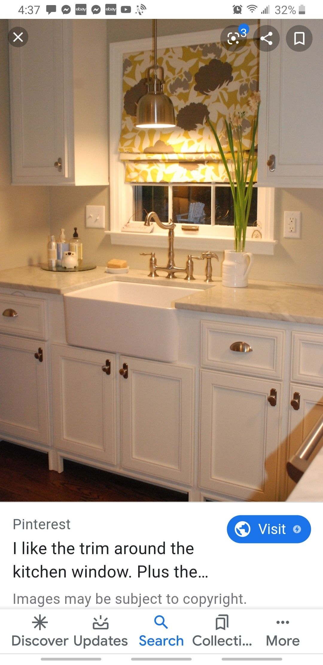 Pin By Kathi Beyer On Kitchen Ideas That I In 2020 Kitchen Cabinets Kitchen Home Decor