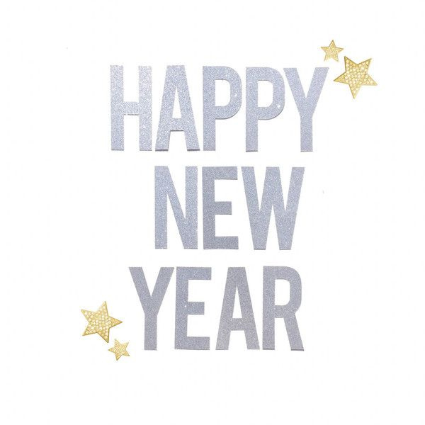 frohes neues banner zeichen silvester dekoration bereits aufgereiht 52 brl liked on polyvore featuring new year text phrase quotes and