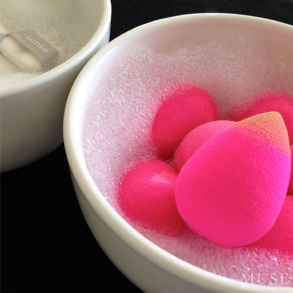 How to Clean Beauty Blenders Recipe Clean beauty