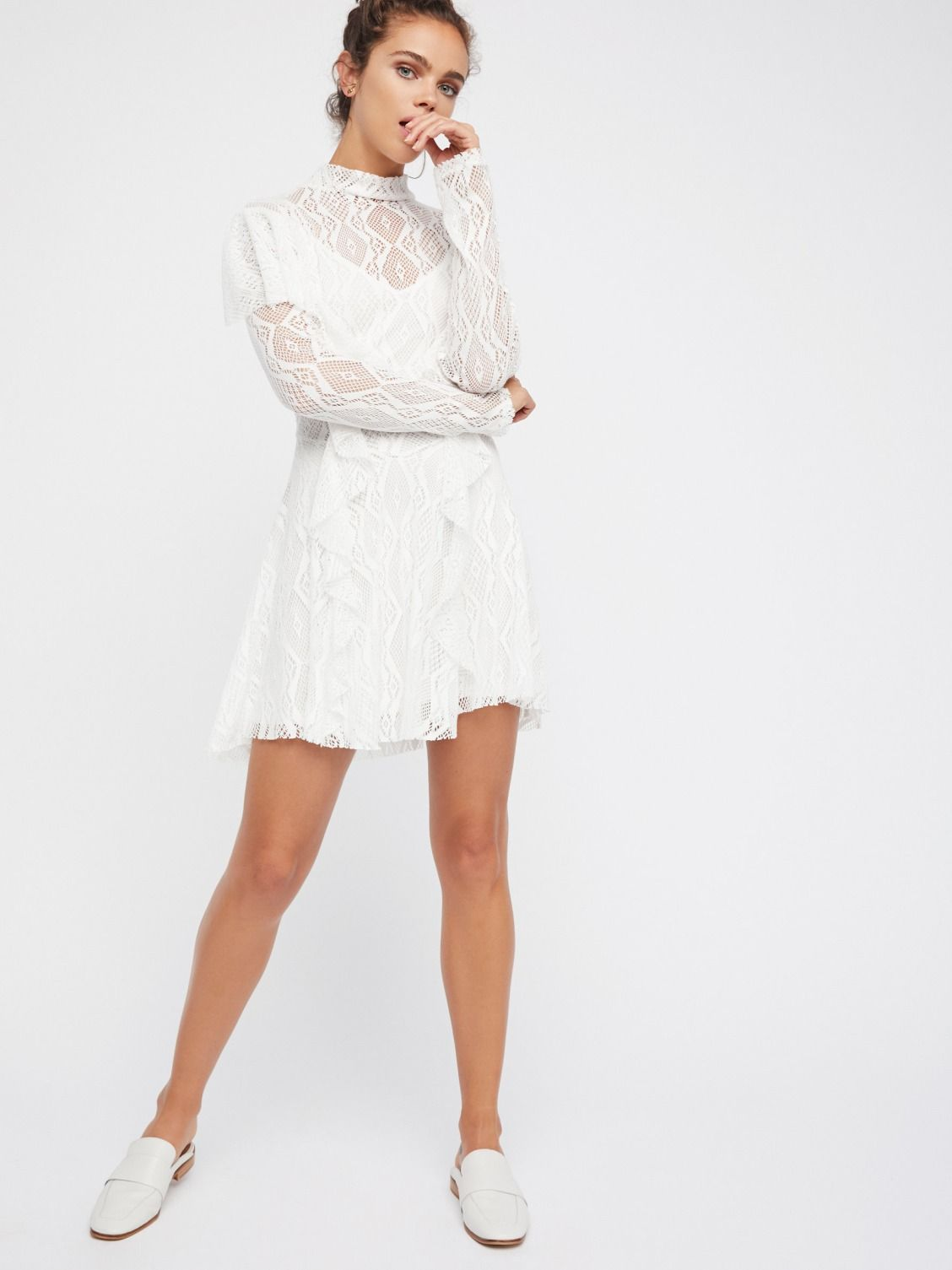 f24f25be99 Rock Candy Lace Dress at Free People Clothing Boutique