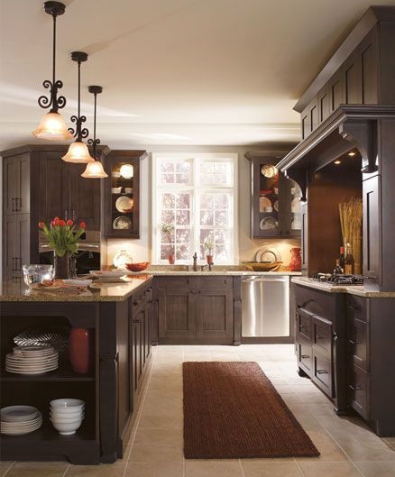 Layout: Efficiency is key! With most kitchens being separated from the living or dining room with a wall, we lose a lot of space.Reconfiguring the kitchen or opening it up to the living areas of the home is a great way to create function in a layout.