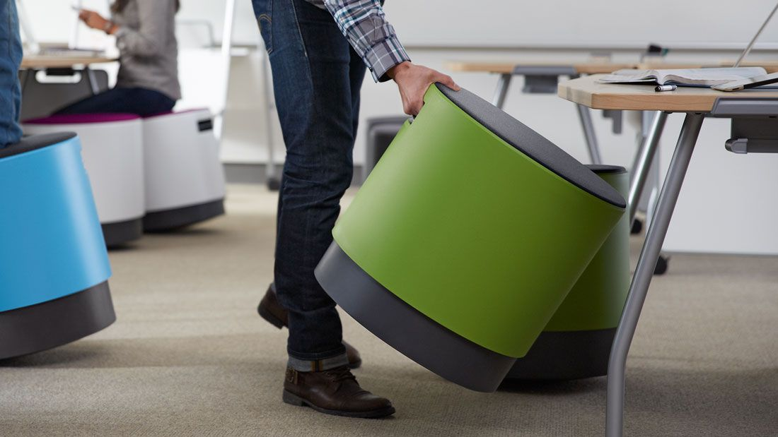 Buoy Mobile Amp Active Sitting Chair Innovative School