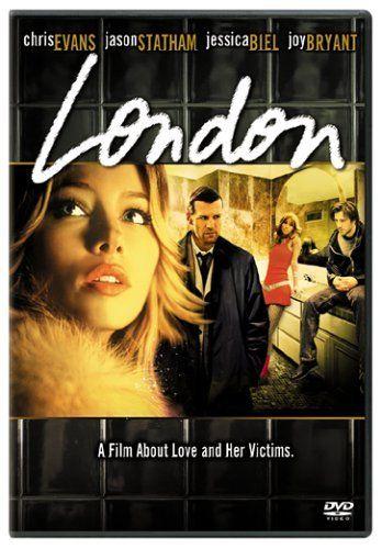 London - Netflix DVD ~ Chris Evans, Jason Statham, Jessica Biel