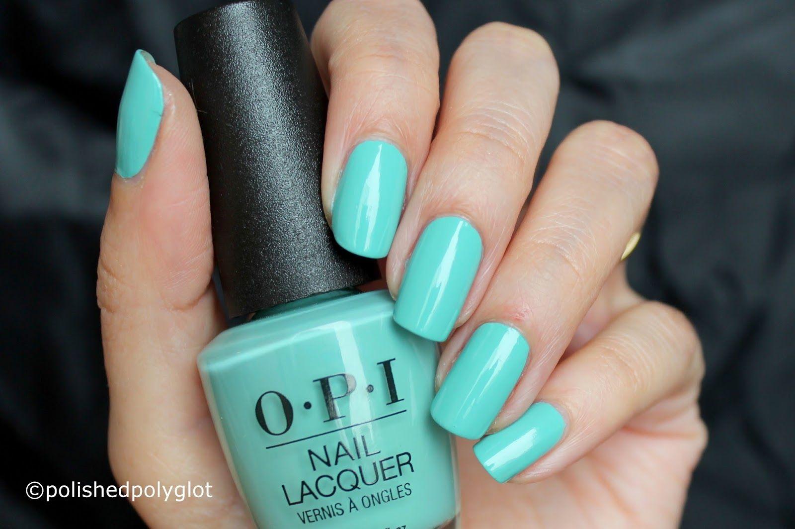Nail Polish │ OPI Lisbon Collection for Spring-Summer 2018 ...
