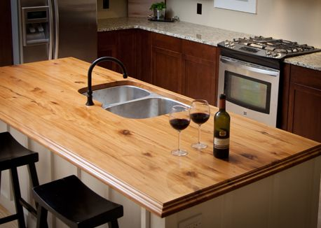 Wood Tile Kitchen Countertops Wood Counter Top  Wood Countertops 101 Part 4 From Cookie
