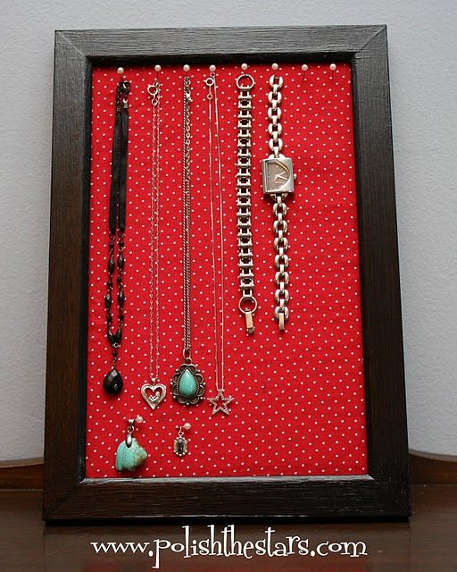 Jewelry Display diy fun Pinterest Jewellery display Display