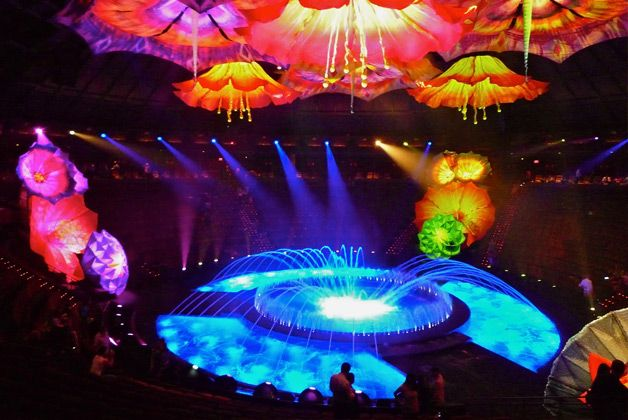 Cirque du Soleil, o Le Rêve