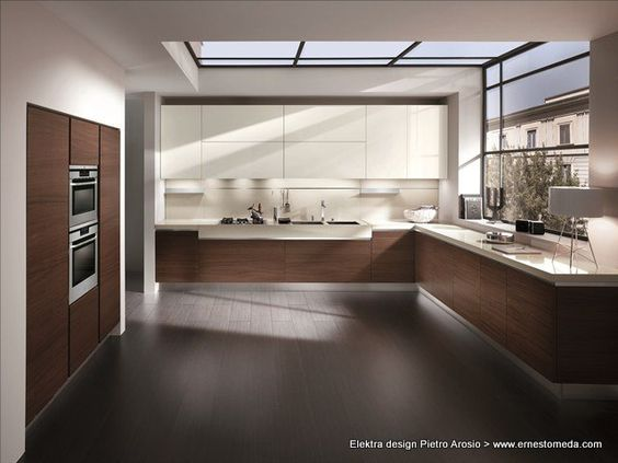 Elektra design Pietro Arosio Interiors Pinterest - cocinas italianas