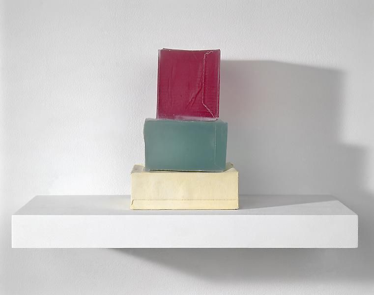 Rachel Whiteread - Exhibitions - Luhring Augustine