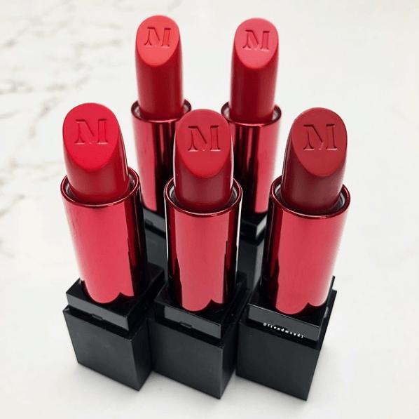 Morphe X Nikita Dragun Mega Matte Lipstick (With images
